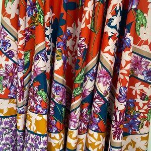 Cupio Skirts - Boho Maxi Skirt